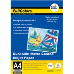 FULLCOLORS Matte Coated Paper