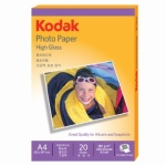 KODAK 180gsm Photo Paper High Glossy