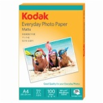 KODAK 110gsm Everyday Photo Paper Matte